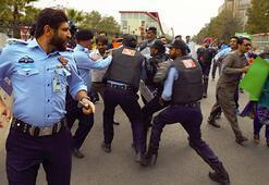 Pakistanda Basın Özgürlüğü Gününde basına polis müdahalesi