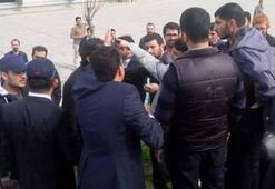 Üniversitede HDP-Hüda Par kavgası: Yaralılar var