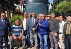 İstanbul Taksiciler Platformundan UBER'e karşı lüks otobüs çıkışı