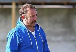 Sivassporda Sergen Yalçın idmana çıktı