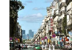 Paris'in lüks caddesinde kebap kavgası