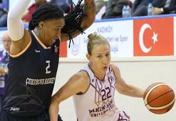 Yakın Doğu Üniversitesi - Çukurova Basketbol: 78-76