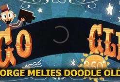 George Meliesı Doodle oldu George Melies kimdir