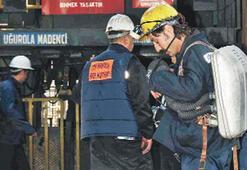 30 madenci  540 metrede mahsur kaldı