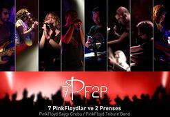 7 PinkFloydlar ve 2 Prenses sahnede