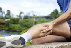 Bacağınıza kramp giriyorsa dikkat