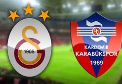 Galatasaray Karabükspor maç sonu: 4-2