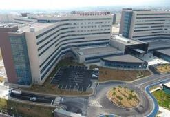 Türkiyenin 5. şehir hastanesi açılış için gün sayıyor