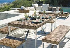 Balkon ve bahçelerde bahar hazırlığı