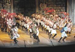 'TROYA' efsanesi İzmir'de canlandı