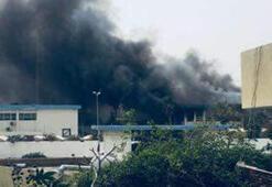 Son dakika... Libyada Yüksek Seçim Kuruluna saldırı