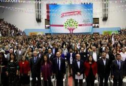 HDP'de milletvekili aday listelerine son şekli verildi