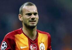 Sneijderi yanlış anladılar Büyük tepki...