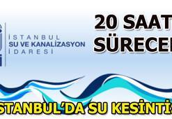 İstanbulda su kesintisi olan bölgeler Sular ne zaman gelecek