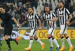 Juventus emin adımlarla