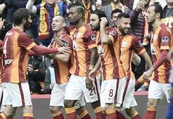 Galatasaray - Kardemir Karabükspor: 4-2