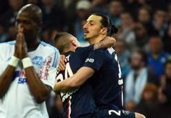 Fransada dev maçta zafer PSGnin