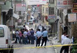 Beyoğlunda partililer çatıştı