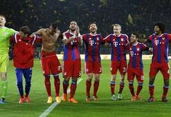 Bayern, Dortmund engelini de aştı