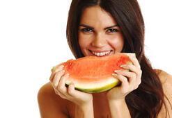 Yaz aylarında beslenmenize dikkat edin