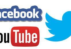 Facebook, Twitter ve Youtube erişime açıldı mı