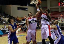 NSK Eskişehir Basket - Anadolu Efes: 81-79