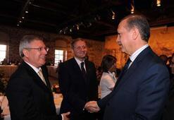 Başbakan spor adamları ile buluştu