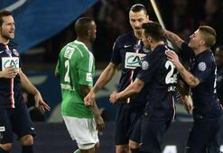 Paris Saint Germain - Saint Etienne: 4-1
