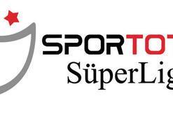 Spor Toto Süper Ligi puan durumu