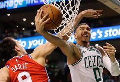 Celtics konferans yarı finaline iyi başladı