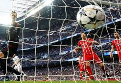 Real Madrid - Bayern Münih: 2-2 (İşte maçın özeti)