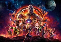 Avengers: Infinity War gişe rekoru kırdı