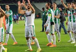 Torku Konyaspor 5 eksikle çalıştı