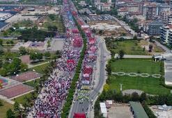Maltepe ve Taksimde 1 Mayıs