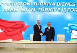 Son Dakika: Cumhurbaşkanı Erdoğan: 25 anlaşmayı bugün imzaladık