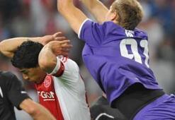 Luis Suarez gol attı peki Lugano