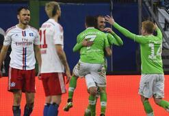 Wolfsburg - Hamburg: 2-0