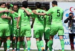 Manisaspor-Gaziantep BB: 0-2