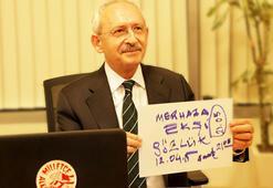 Kılıçdaroğlu Ekşi Sözlükte soruları yanıtladı