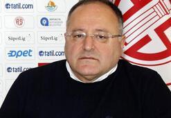 Antalyasporun Bülent Yıldırım isyanı
