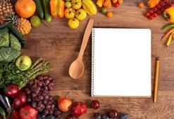 Taylan Kümeli'den diyet listesi