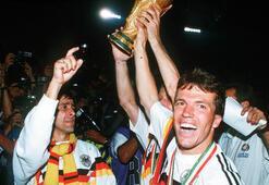 1990 Şampiyon ALMANYA