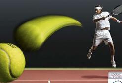 Roland Garros'ta 3 boyut heyecanı
