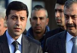 Son dakika: Selahattin Demirtaş ve Sırrı Süreyya Önder ile ilgili flaş gelişme