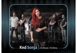 Red Sonja Hard Rock Sahnesinde