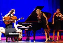Mersin'de Salut Salon Quartet rüzgarı