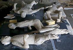 Dünyanın en ilginç şehri Pompei