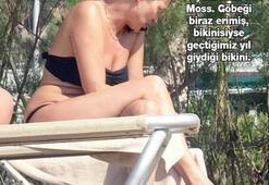 Kate Mossun göbek detoksu