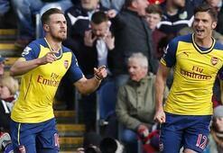Arsenalin zirve yürüyüşü