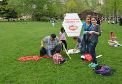 23 Nisan'da 10 bin çocuğa Uçurtma Şenliği